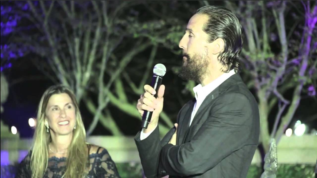 Why Does Matthew Mcconaughey Love New Orleans