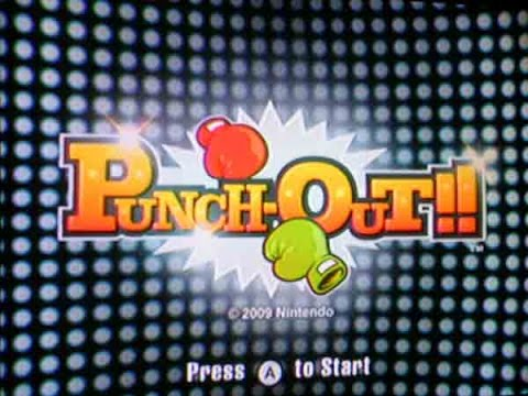 Wii Longplay [018] Punch-Out!!