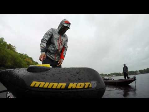 GoPro: Justin Lucas previews the Mississippi River