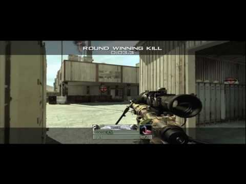 Best 1v6 Search And Destroy Clutch With The Intervention Ever