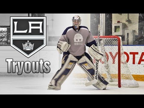 LA Kings Pro Tryout: Junior To The NHL in 36 Hours
