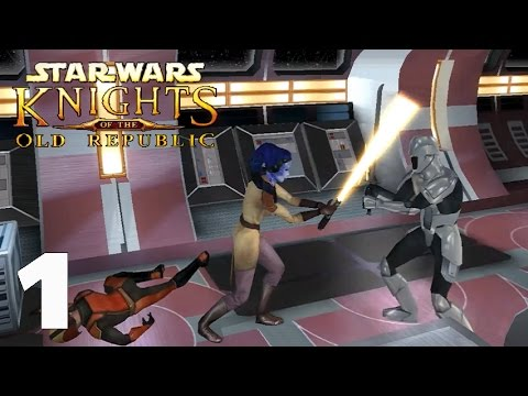 Star Wars KOTOR [Modded][Android] - 1 - 50+ Mods!