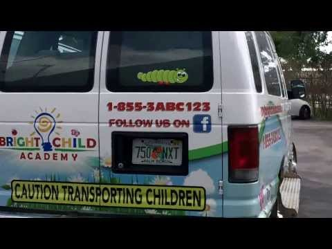 Fleet Wrap Graphics Palm Beach Florida