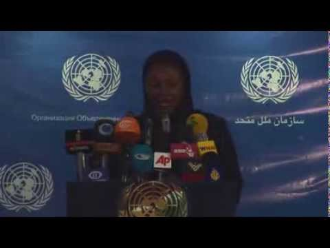 Valerie Amos praises Iran for its humanitarian aid in Syria