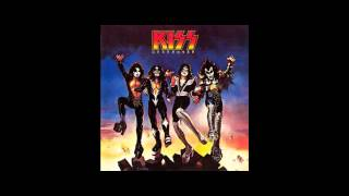 Kiss - Detroit Rock City (Guitar Track)