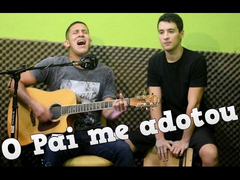 Eu era órfão (Cover) Nel Braga cover - O Pai me adotou (Acústico) Ton Molinari - bateranatan