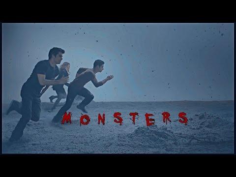 【Teen Wolf】Monsters[HD]