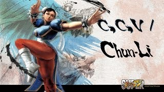 super street fighter iv ae chun li combo video 1