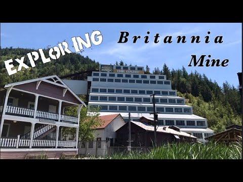 Britannia Mine Museum.