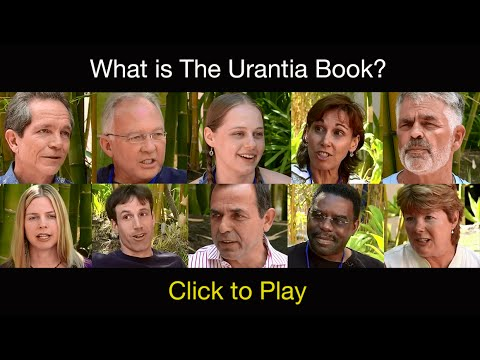 What is The Urantia Book?
