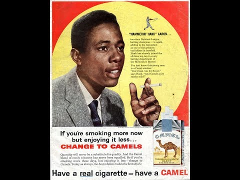 Camel Cigarettes Commercials