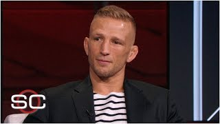TJ Dillashaw calls Henry Cejudo a 'stepping stone' to bigger goals | SportsCenter