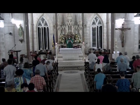 Holy Mass 23rd Sunday of Ordinary time - Year A