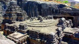 Mystery of kailash temple In india