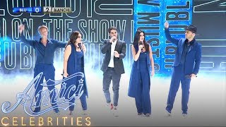 Amici Celebrities   Squadra Blu   The Show Must Go On