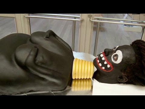 Swedish cake art termed racist