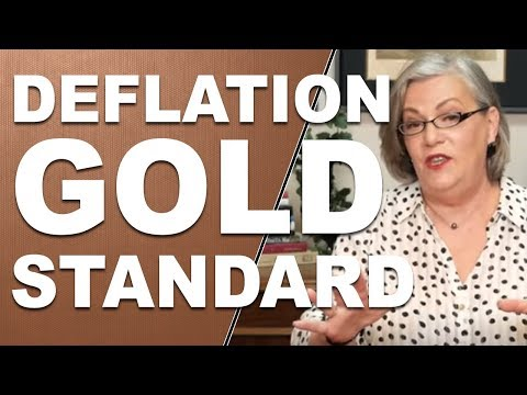 DEFLATION. GOLD STANDARD… Q&A with Lynette Zang and Eric Griffin