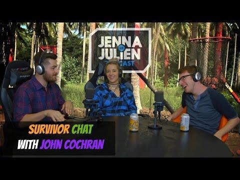 Podcast #93 - Survivor Chat with Season 26 Winner John Cochran