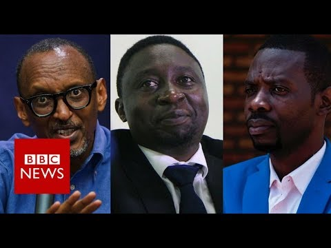Rwanda elections 2017: President Kagame to win one-horse race? - BBC News
