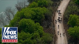 Border crisis is 'exactly' what Biden wants: Ken Paxton