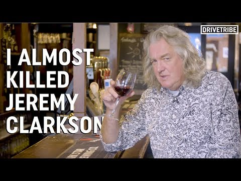 James May explains the time he nearly killed Jeremy Clarkson