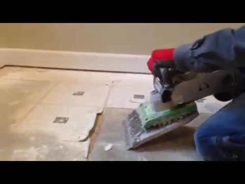 Sinclair Duro Floor Scraper At Work YouTube - Sinclair floor scraper
