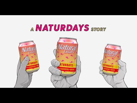AJ - Natural Light Just Made a New Strawberry Lemonade Beer