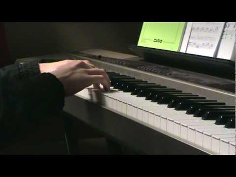 American Mouth Piano 36