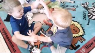 Blossom Burj Nursery -  Tulips Friendship Video