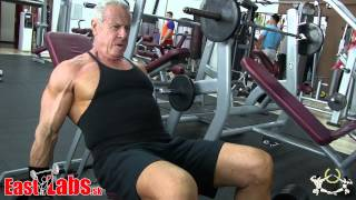 DION FRIEDLAND - 70 year old Bodybuilder from South Africa
