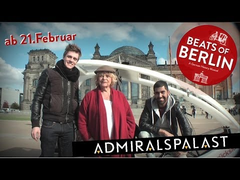 Beats of Berlin - A German History Musical - Teaser 2