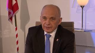 2019   Neujahrsansprache Von Bundespräsident Ueli Maurer