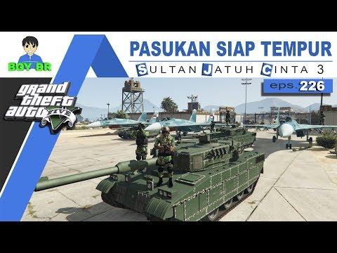 PASUKAN UCOK SIAP BERANTAS MUSUH - REAL LIFE MOD eps.226 - GTA 5 INDONESIA thumbnail