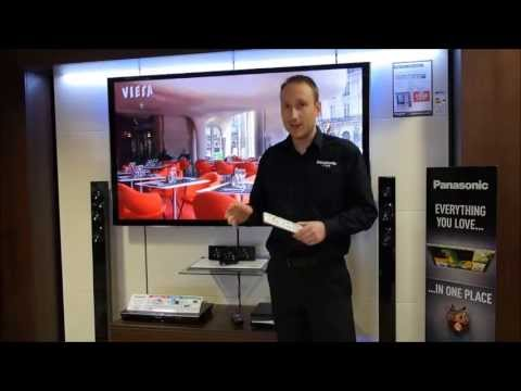 Panasonic Viera Link Demonstration