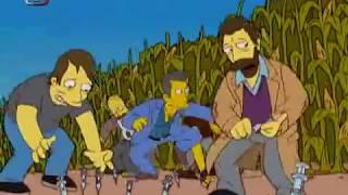 Simpsonovci - Očkovanie