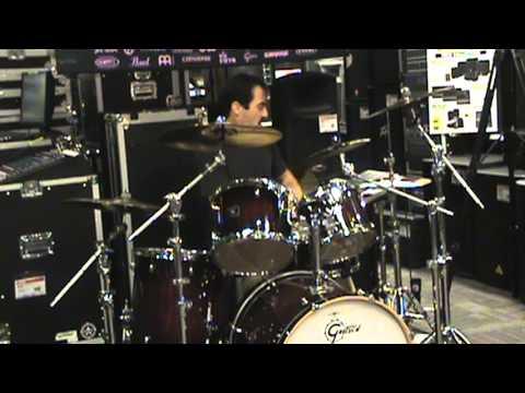 John Giambalvo Drum Off 2013 Store Finals