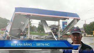 PHÓNG SỰ CỘNG ĐỒNG: Bão Florence ở Charlotte - North Carolina & Rock Hill ở South Carolina