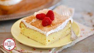 Easy Tres Leches Cake | Bigger Bolder Baking