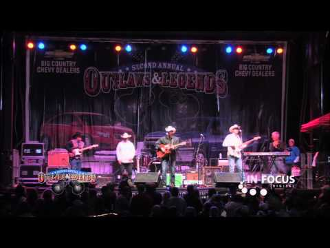 "Mark Powell & Lariat- ""Homegrown"" @ 2nd Annual Outlaws & Legends Music Fest"