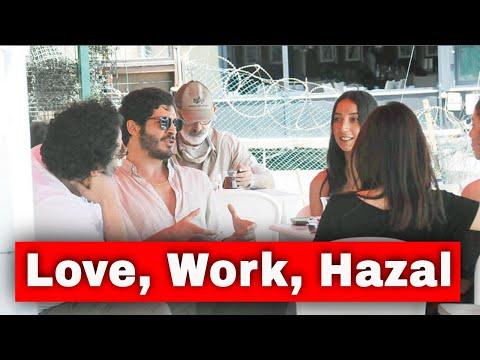 Burak Deniz: new series, love and Hazal Kaya