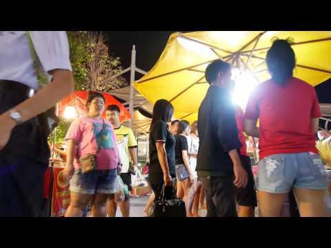 Thailand Travel: Ozone market Rayong