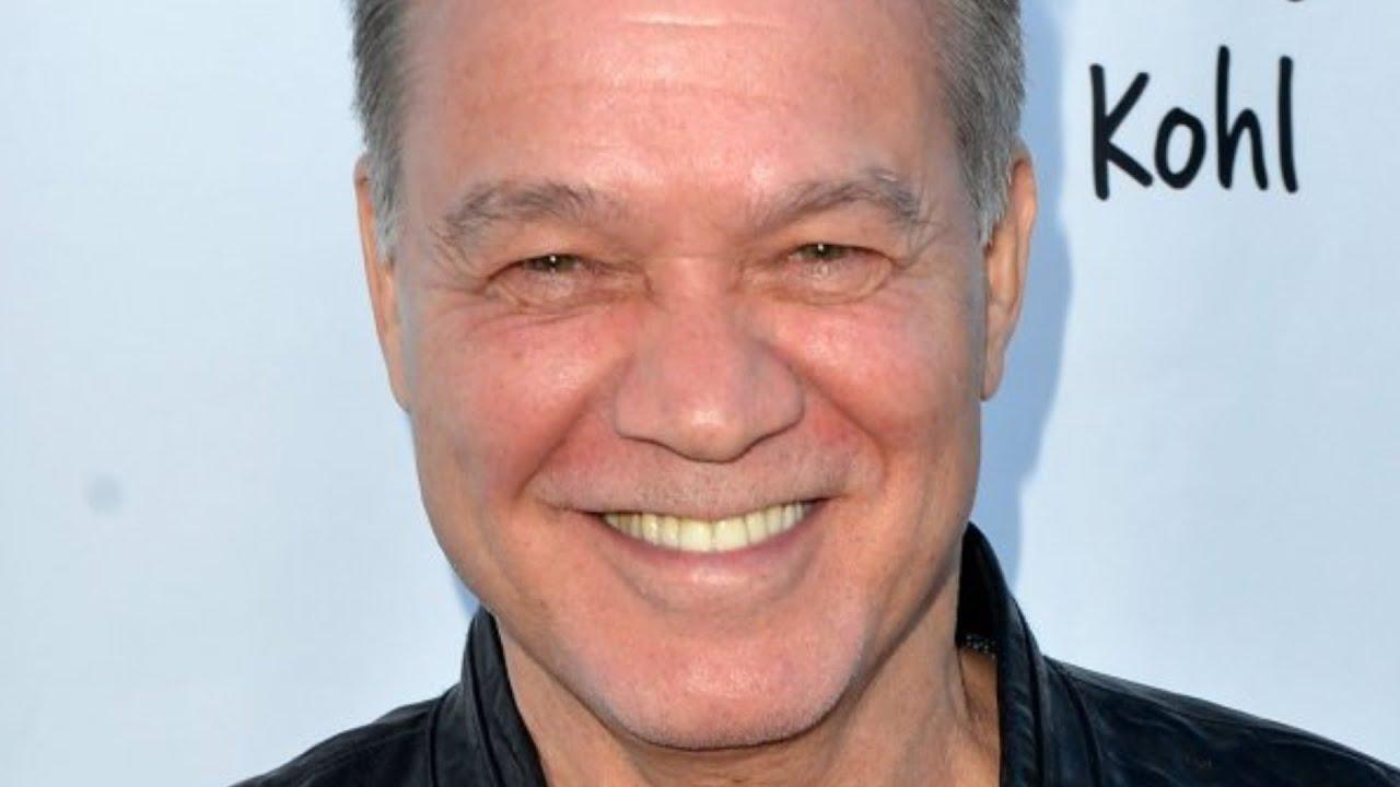 Eddie Van Halen's Last Words On Social Media Revealed
