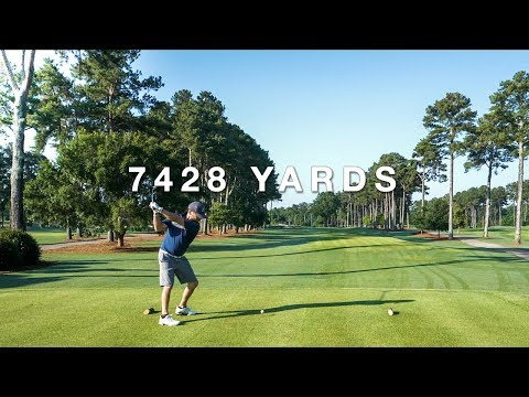 THE RIVERSIDE COURSE AT ATLANTA ATHLETIC CLUB / COURSE VLOG 1/3