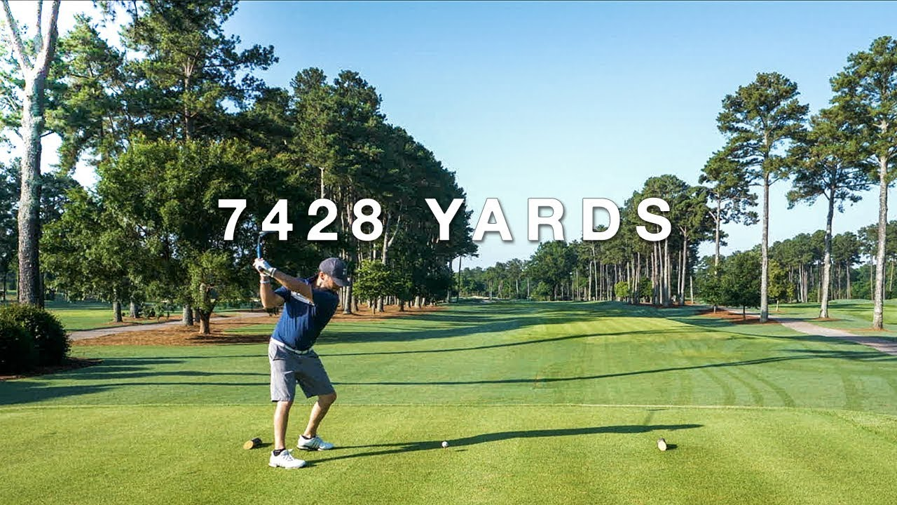 THE RIVERSIDE COURSE AT ATLANTA ATHLETIC CLUB / PART 1 ...