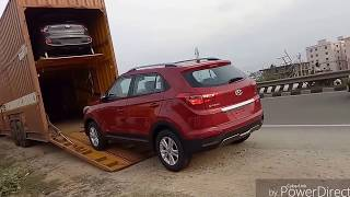HOW  ?? CARS UNLOADING  ONROAD WATCH
