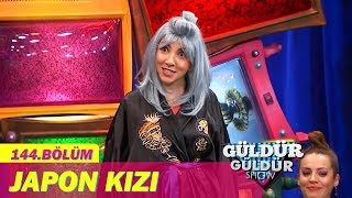 Güldür Güldür Show 144.Bölüm - Japon Kızı