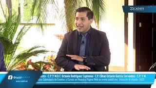 Cadefi | Charla Fiscal entre amigos: Cambios en el Complemento de Carta Porte