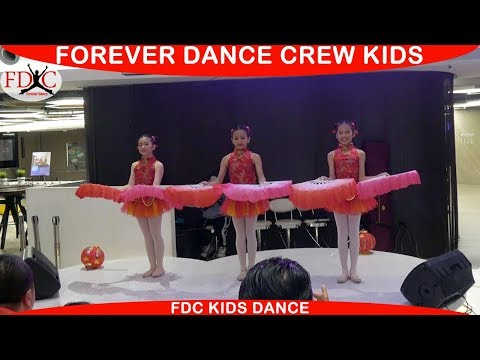 LAMPION DANCE CHINESE DANCE INDONESIA - FOREVER DANCE CREW KIDS