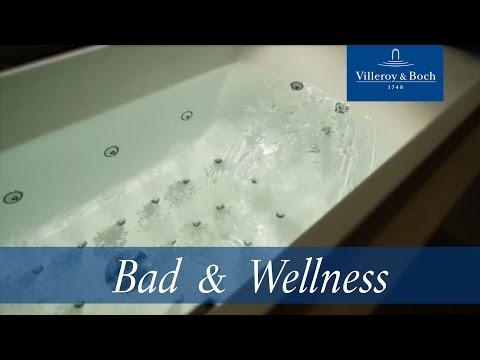 Whirlpools 2.0 - Die neue Whirlpool-Generation | Villeroy & Boch