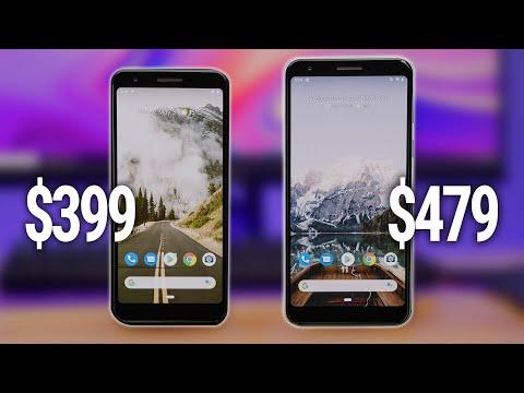 Google Pixel 3a & 3a XL - Future Bestsellers